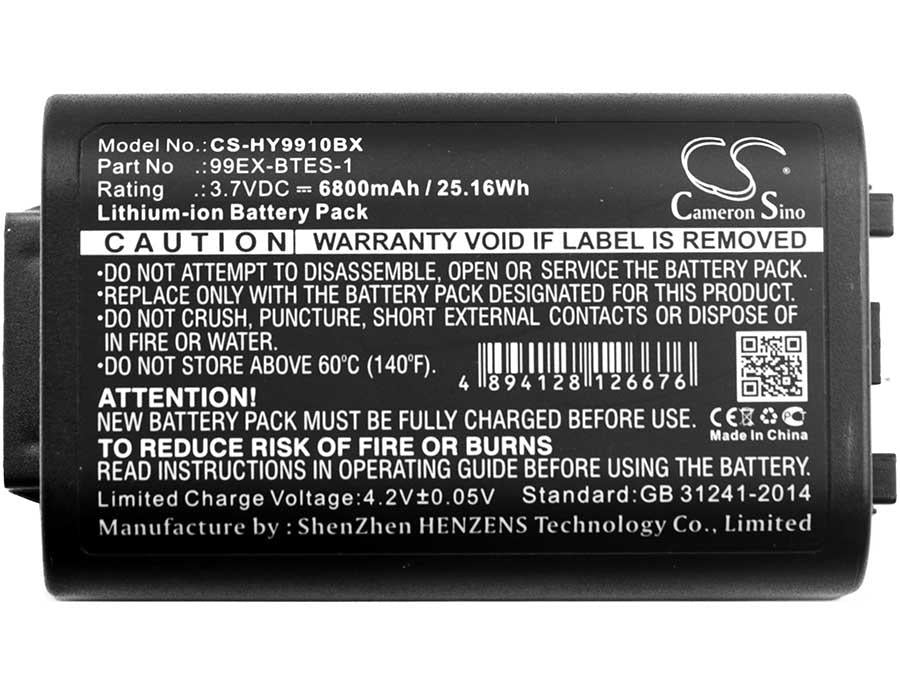 Honeywell Dolphin 99EX-BTEC Battery - BG-HY9910BX3