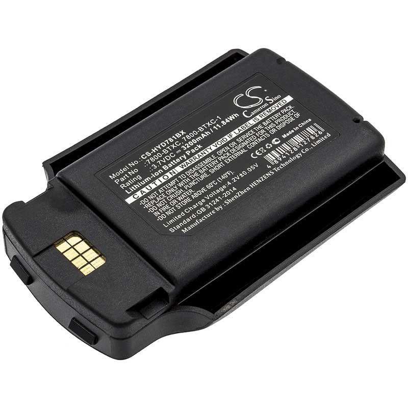 Honeywell Dolphin 7600 Battery