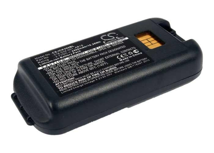 Intermec Norand CK3C Battery - BG-ICK300BL2