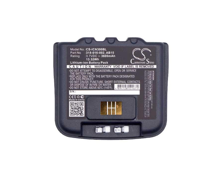 Intermec Norand CN3 Battery - BGICN300BL3