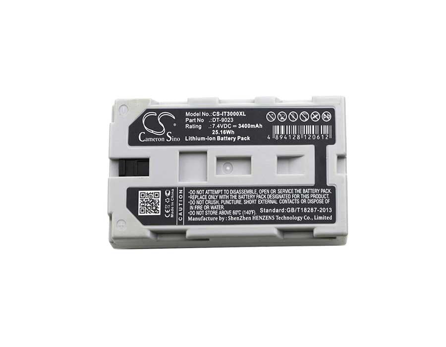 Casio DT-9023 Battery - BG-IT3000XL3