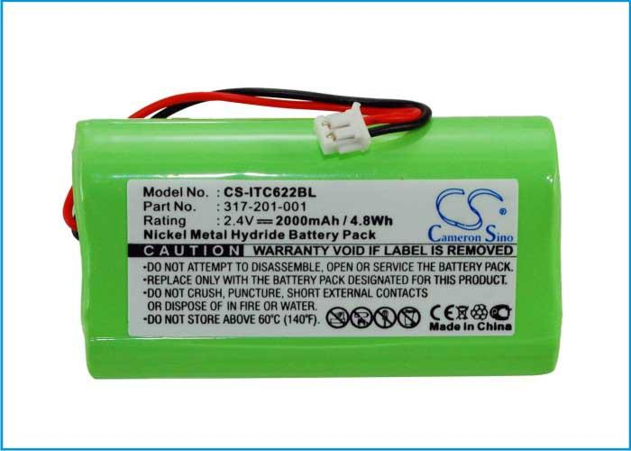 Intermec Norand Pen Key 6212 Backup Battery - BG-ITC622BL3