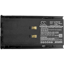 Load image into Gallery viewer, Kenwood TK-340D Battery - BG-KNB132TW3