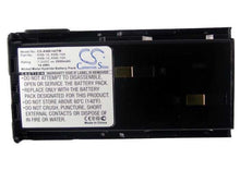 Load image into Gallery viewer, Kenwood TK-378GM Battery - BG-KNB140TW3