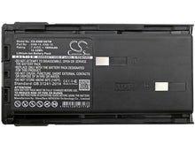 Load image into Gallery viewer, Kenwood TK-378G Battery - BG-KNB150TW3