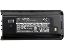Load image into Gallery viewer, Kenwood TK-3301E Battery - BG-KNB530TW3