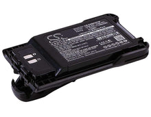 Load image into Gallery viewer, Kenwood TK-U100 Battery - BG-KNB630TW2
