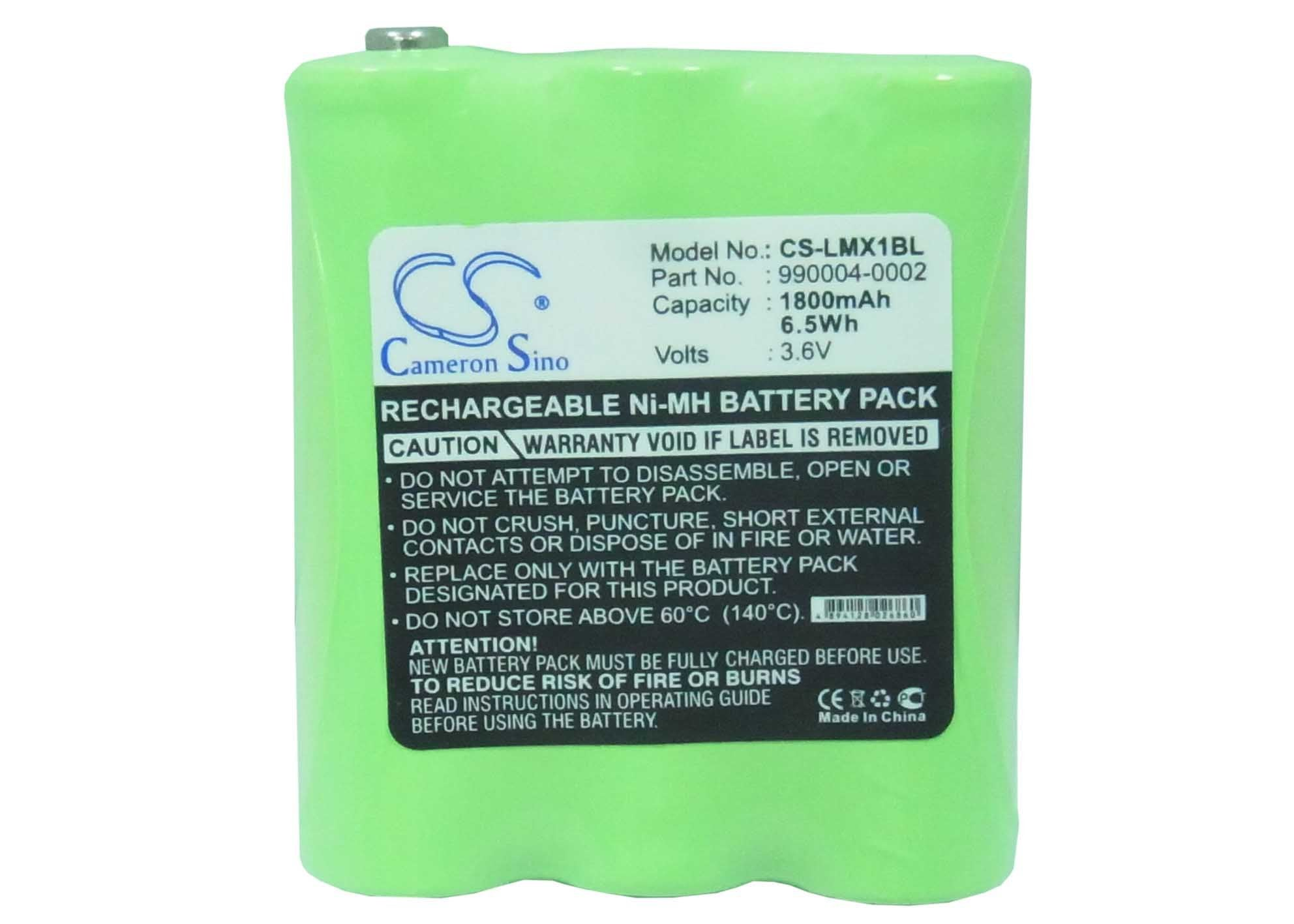 Datalogic 5-2352 Battery - BGLMX1BL3
