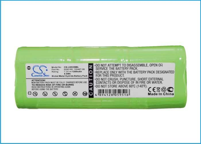 Honeywell LXE 155467-0001 Battery - BGLXE228BL3