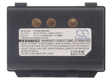 Load image into Gallery viewer, M3 Mobile MCB-6000S Battery - BG-MCB600SL3