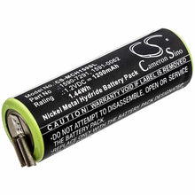 Load image into Gallery viewer, Moser 1591-0062 Battery - BG-MCH159SL2
