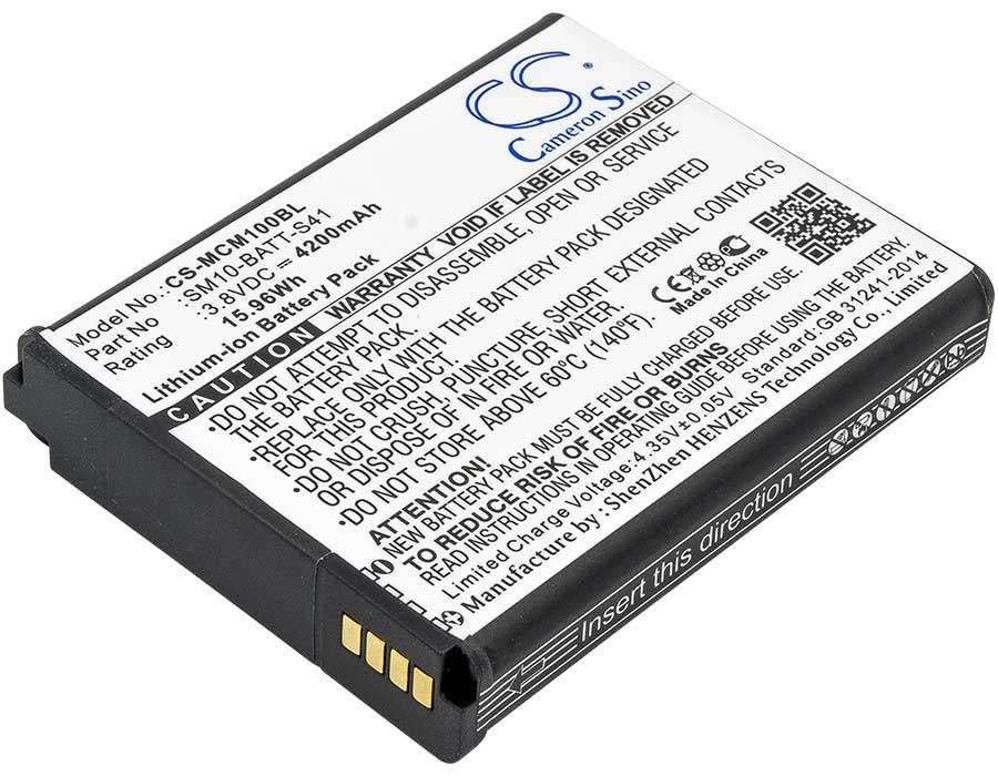 M3 Mobile SM10LTE Battery - BGMCM100BL2
