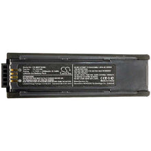 Load image into Gallery viewer, Honeywell Metrologic 70-72018 Battery - BG-MSF163BL3