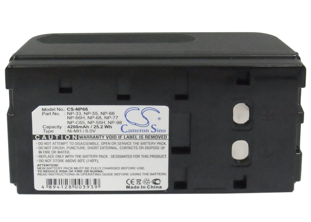 HP Deskjet 340 Battery - BG-NP663