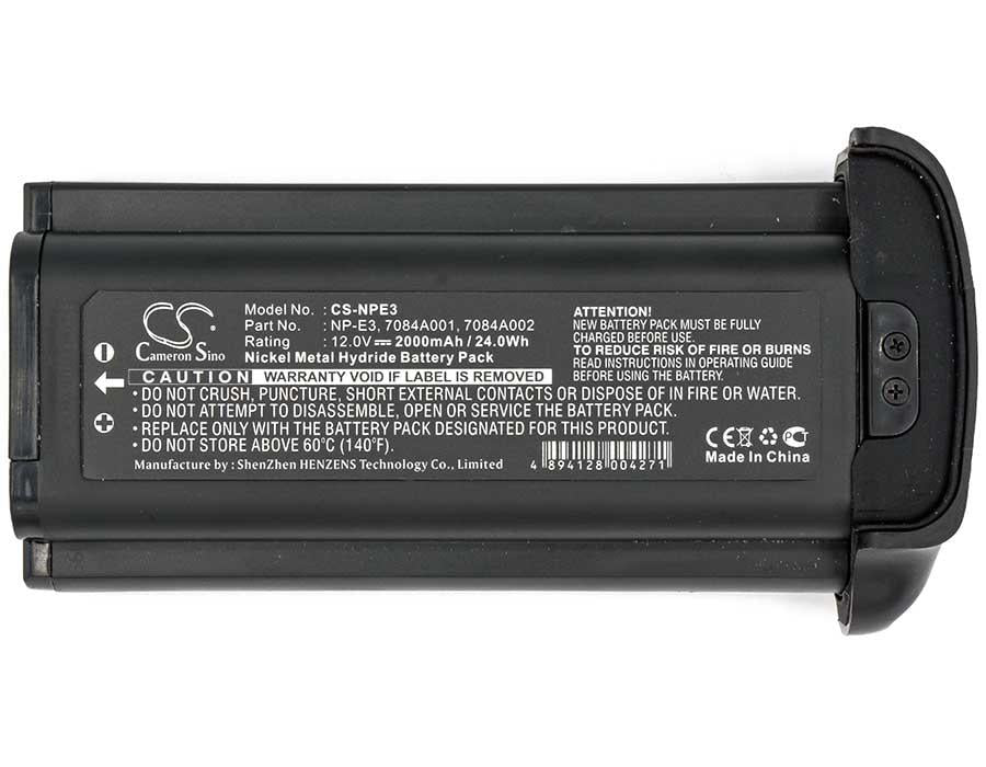 Canon 7084A002 Battery - BG-NPE32