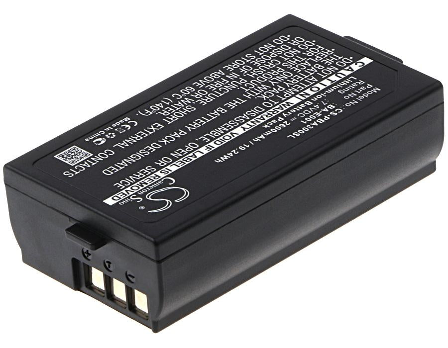Brother PT-E500 Battery - BG-PBA300SL2