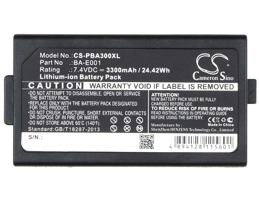 Brother PT-E500 Battery - BG-PBA300XL3