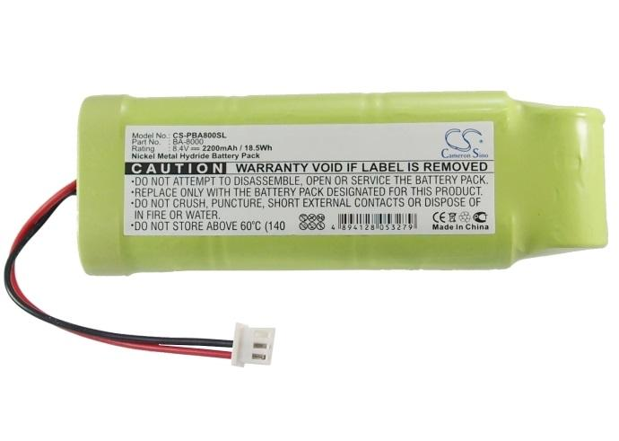 Brother P-Touch 1200P Battery - BG-PBA800SL3