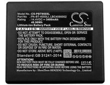 Load image into Gallery viewer, Brother P touch P 950 NW RuggedJet RJ Battery - BG-PBT950XL3