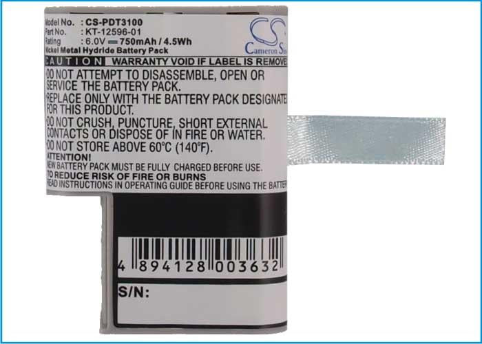 Motorola Symbol 50-14000-051 Battery - BG-PDT31003