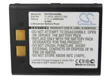 Load image into Gallery viewer, Datalogic 4420 Battery - BG-PSF4420BL3