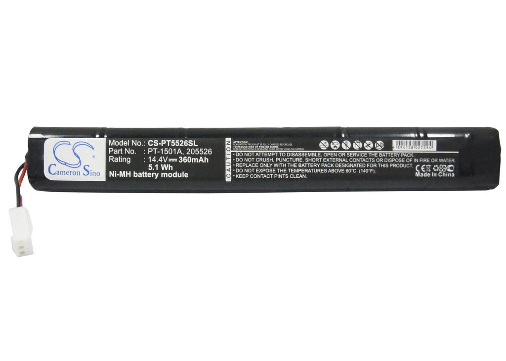 Brother PJ-562 Battery - BG-PT5526SL3