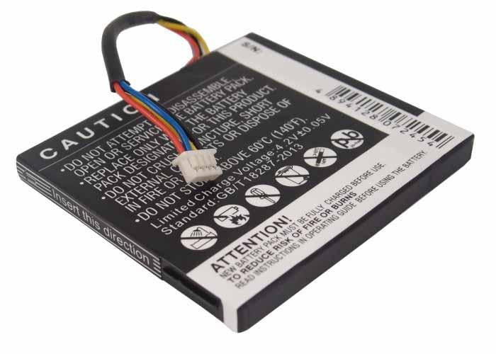 Texas Instruments 541383800002-G0311 Battery