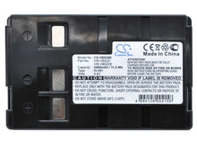Load image into Gallery viewer, Blaupunkt SCR-250 Battery - BG-VBS20E3