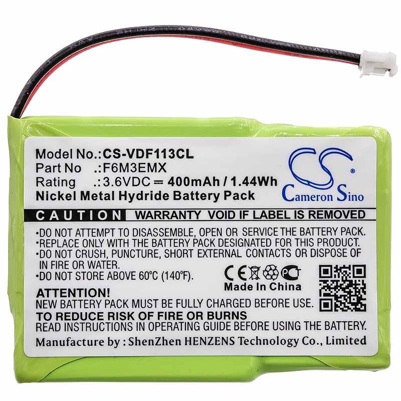 Vodafone F6M3EMX Battery - BG-VDF113CL2