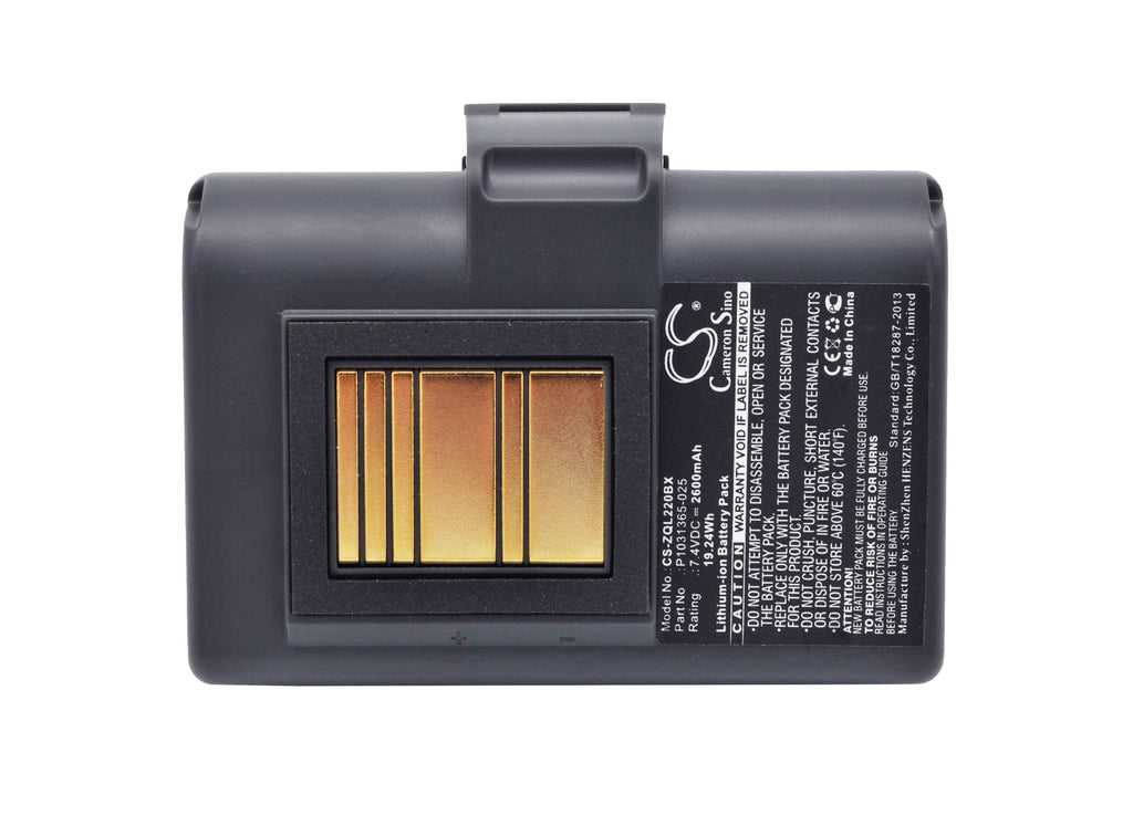 Zebra ZQ510 Battery - BG-ZQL220BX3