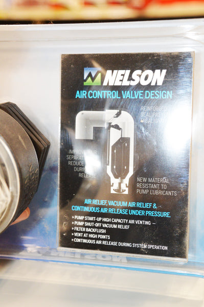Nelson Air Vent Cont. Contact: 9612-003