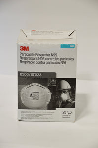 Dust Mask Heavy Duty- 8200