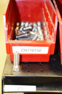 "Clipped Head Bolt 7 1/16"" x 11/12"": CH716150"