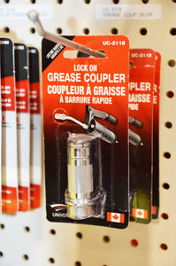 Grease Coupler: UC2118