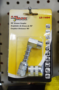 Lumax Silver 90 Grease Coupler: LX1404