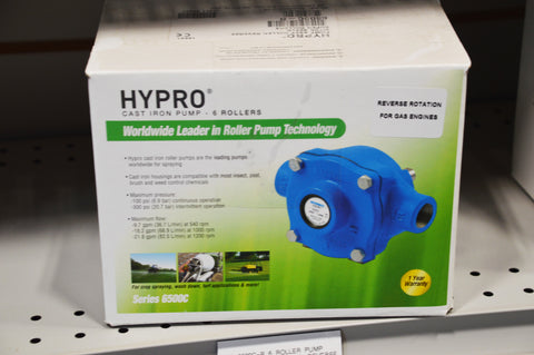 Hypro 6 Rollers Pump 300 PSI: HYP-6500C