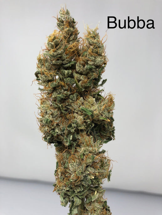BUBBA INDOOR PREMIUM HEMP FLOWER
