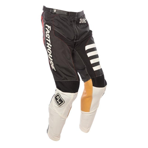 Fasthouse Grindhouse Bereman Pants Black/Cream