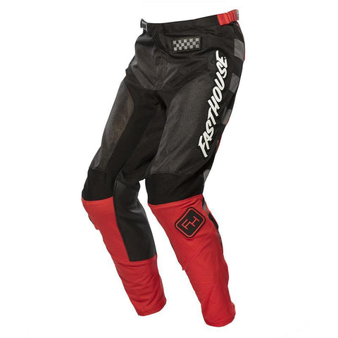 Fasthouse Grindhouse 2.0 Pants Black/Red
