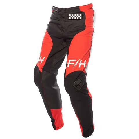 Fasthouse Raven 2.0 Pants Red/Black