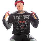 Fasthouse Twitch Jersey Black/Charcoal