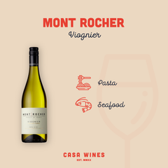 Mont Rocher White Wine by Casawines.co.uk