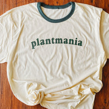 Load image into Gallery viewer, PLANTMANIA ADULT RINGER TEE