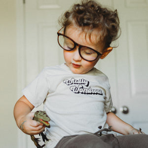 WILDLY WONDROUS KIDS TEE