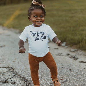 NO TIME FOR HATE KIDS TEE