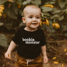 Load image into Gallery viewer, BOOBIE MONSTER KIDS TEE