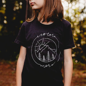 EXPLORE MORE KIDS TEE