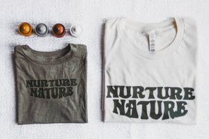 NURTURE NATURE KIDS TEE