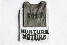 Load image into Gallery viewer, NURTURE NATURE ADULT TEE