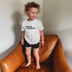 BOOBIE MONSTER KIDS TEE